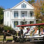 Historic Carriage Rides Available
