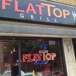 Billede af Flat Top Grill
