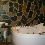 Double Jacuzzi in Executive Double Rooms