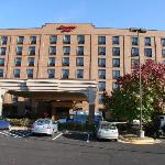 Decent stay at Hampton Inn Chantilly