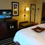 Decent stay at Hampton Inn Chantilly