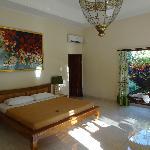 Chambre villa lotus