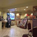 Réception et ATM ( $$$)