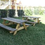 Guest Outdoor Seating
