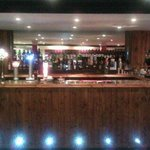 """Cocktail Bar"" at Hot Flame World Buffet Hamilton Scotland"