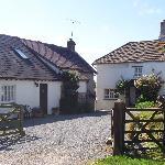 Gooseham Barton Self Catering Cottages