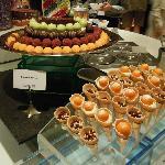 Nice dessert & chocolate