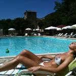 pomeriggio in piscina...