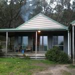 Front view of Moonlight cottage