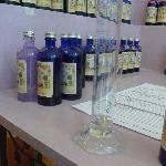 Creating your own perfume at Le Studio des Parfums