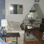 Common room - TV