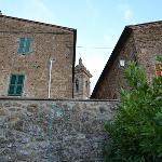 Vista di Castelmuzio