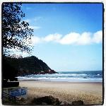 Praia do Tombo - Bandeira Azul