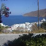 Θέα προς λιμάνι