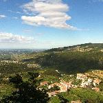 Valpolicella Classico view from above