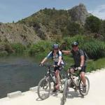 Guided mountain bike trips for groups or individuals