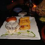 Le Comptoir Burger - Amazing!! Even the chips!