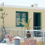 Roof Double Room with Sea View