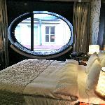 true king bed!
