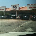 Burger Box - Saturday afternoon, 1pm