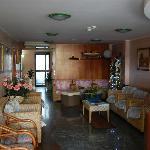 Внутри отеля