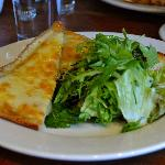 Croque Monsieur - Cafe Campagne