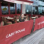 Cafe Rougé