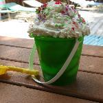 Ice Cream Pail. Yum.