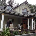 aug 2012 - tres joli et chaleureux endroit, nos hotes etaient tres gentil et pret a rendre servi