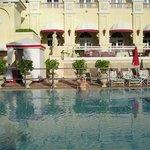 Maravillosa piscina