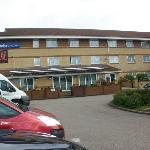 Comfort Hotel exterior