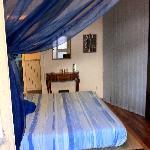 Camera da letto, comoda e romantica