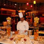 Chef Sameh