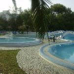 lovely pool areas