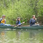 Canoeing with a Private Guide
