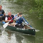A Private Guided canoe trip on the River of Golden Dreams