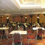 Dining Room, Prima Kings, Jerusalem, Israel