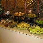 Breakfast, Prima Kings, Jerusalem, Israel