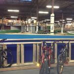 Biking at Cranx