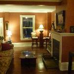 Foyer et salle de séjour