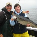 Great day fishing with Shawn from Ospray Charters & B&B