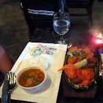 Himalayan grilled fish
