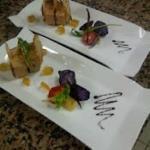 Foie Gras à la Vanille