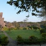Lake Naivasha Resort grounds