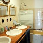 salle bain rdc