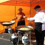 On Site Paella Parties...anywhere, anytime