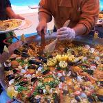 UMMM..Beautiful Seafood Paella