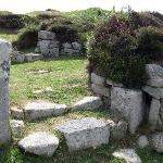 Bant's Carn Burial Chamber and Halangy Down Ancient Village