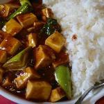 Ma Po (or Mo Pa) tofu