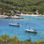 One of many views on the Island VIS